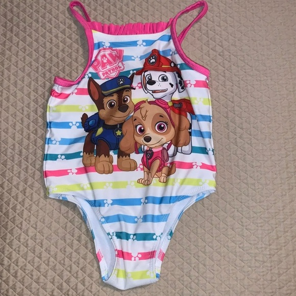 Nickelodean Dora Girls Infant Toddler One Piece  Swimsuit  2T 3T 5TNWT